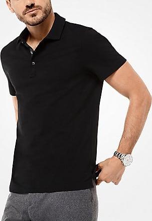 d9a70d6274d38 Michael Kors Mens Bryant Stretch-Cotton Polo Shirt