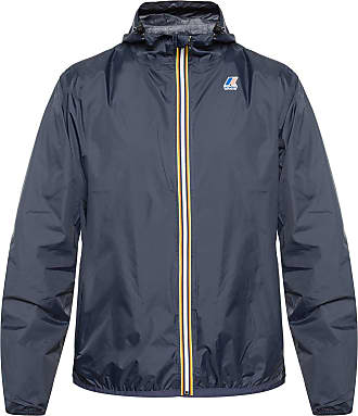 K-Way Le Vrai 3.0 Claude Jacket Mens Navy Blue