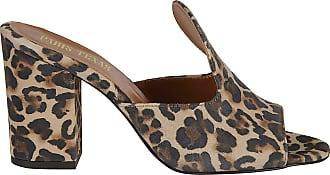 PARIS TEXAS Fashion Womens PX56LEOCAMEL Brown Sandals | Season Outlet