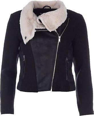 Vero Moda Womens Womens Calm Short Jacket in Black - 10