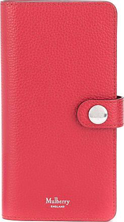 Mulberry Capa para celular Huawei P20 com efeito granulado - Vermelho