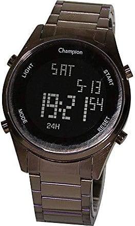 Champion Relógio Unissex Champion Digital CH40231R - Marrom