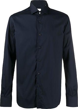 Xacus slim-fit shirt - Blue