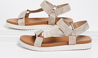 Maurices Womens Polly Utility Sandal Beige