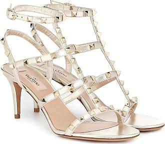 Valentino Rockstud 70 leather sandals