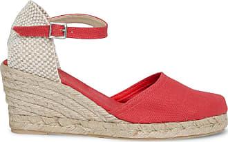 ef8680733db5b Chaussures Compensées en Rouge   52 Produits jusqu  à −66%