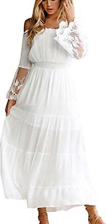 0d001593475b Kleider (Romantisch) in Weiß: 750 Produkte bis zu −70% | Stylight
