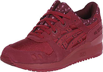 Asics Gel-Lyte III Schuhe Sneaker Turnschuhe Rot H63QQ 2323,  Größenauswahl 43.5 fdd2105c64