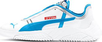 Puma x PIRELLI Replicat-X Sneaker Schuhe | Mit Aucun | Weiß/Blau | Größe: 37.5