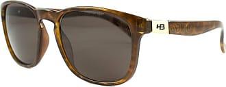HB Óculos de Sol Hb Dingo 9011868703/54 Tartaruga Verde Brilhante
