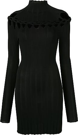 Dion Lee knitted dress - Black