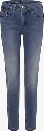 MAC Damen Jeans - Dream Slim blau