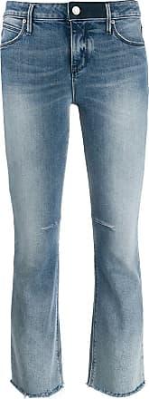 Rta Calça jeans flare - Azul