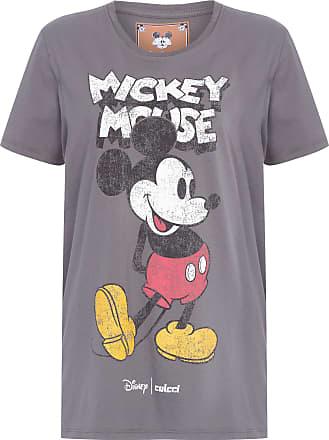 Colcci Camiseta Estampada Disney - Cinza