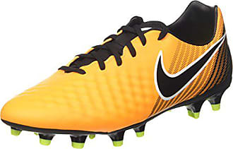 best service 3e7a7 1fc72 Nike Magista Onda II FG, Botas de fútbol para Hombre, Naranja (Laser Orange