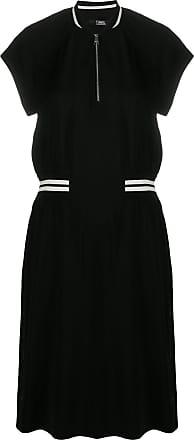 Karl Lagerfeld Vestido Tennis - Preto