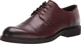 Ecco Ecco mens VITRUS III lace-up shoes, brown (cognac 1053), 46 EU, 11.5 UK
