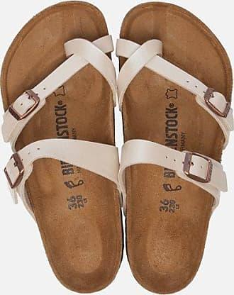 Birkenstock Mayari slippers wit