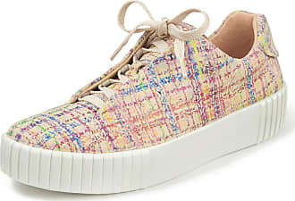 Romika Calf suede sneakers Montreal Romika multicoloured
