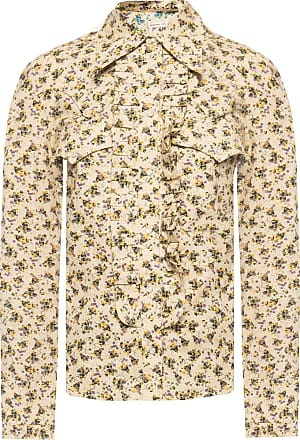 Zadig & Voltaire Printed T-shirt Womens Cream