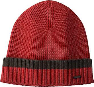 8873724c7e1fd HUGO BOSS BOSS Mens Frisk Striped Wool hat