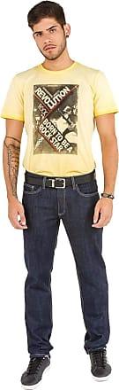 Latifundio Calça Jeans Reta Masculina Latifundio Amaciada