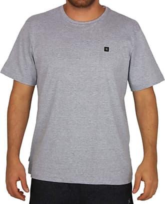 Rip Curl Camiseta Rip Curl Wave Line Blend Il - Cinza - P