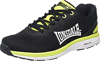 Lisala Multisport EU Chaussures Yellow Noir Lonsdale White Black 42 Homme Outdoor dvFq7Z
