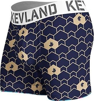 Kevland Underwear cueca boxer kevland escamas preto (1, G)