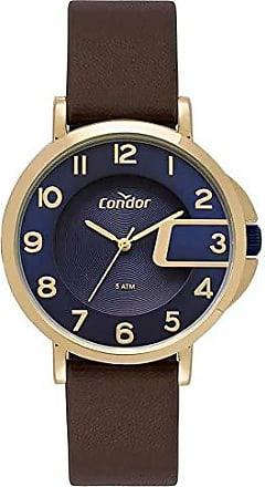 Condor Relógio Condor Ref: Co2035mrs/2a Casual Dourado