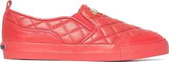 Love Moschino Quilted Slip On - Red