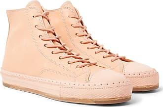 9cb1b90dc3924 HENDER SCHEME Mip-19 Leather High-top Sneakers - Blush