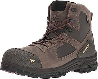 Irish Setter Work Mens Kasota Waterproof 6 Work Boot, Brown, 13 2E US