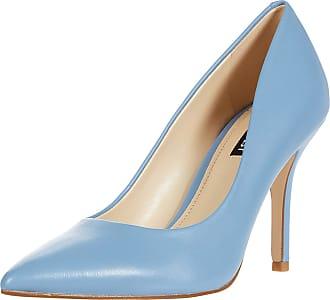 Nine West Womens Flax Pump Blue Size: 6.5 M