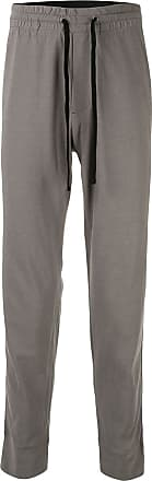 James Perse drawstring waist trousers - Grey