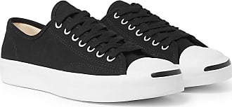 Converse Jack Purcell Ox Canvas Sneakers - Black