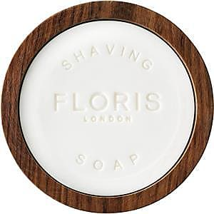 Floris London Mens fragrances No. 89 Shaving Soap in Woodbowl 100 g