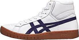 Asics leather hi-tops. These shoes take inspiration from one of Japans best ever selling basketball shoes from the 1980s