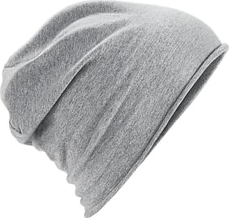 2Store24 Unisex Beanies for Spring/Summer Heather Jersey Beanies Heather Grey