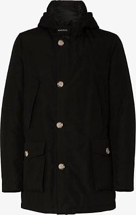 Woolrich Mens Black Arctic Parka Jacket