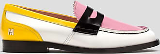 Msgm m mules in leather