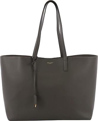 69cdec67abba 1stdibs Saint Laurent Shopper Tote Leather Large