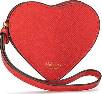 Mulberry Carteira com formato de coração - Vermelho