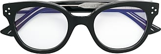 Cutler and Gross cat eye glasses - Preto