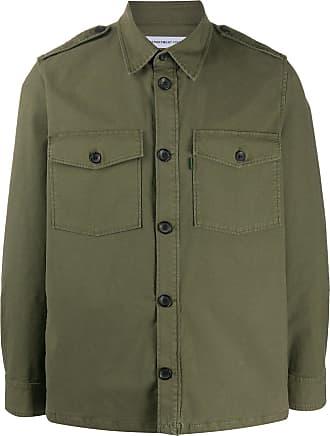 Department 5 Camisa mangas longas - Verde