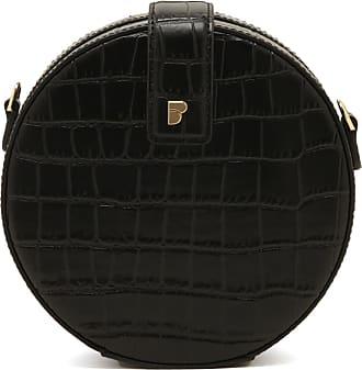 Markus Lupfer Croc-effect circle shoulder bag