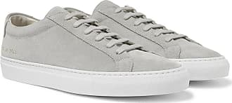 Common Projects Original Achilles Suede Sneakers - Gray