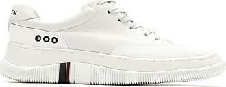 Osklen Hybrid leather sneakers - NEUTRALS