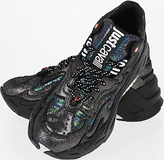 Just Cavalli Glittered P1THON Sneakers size 39