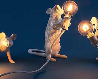 Seletti Mouse Lamps Standing Lampada da Tavolo